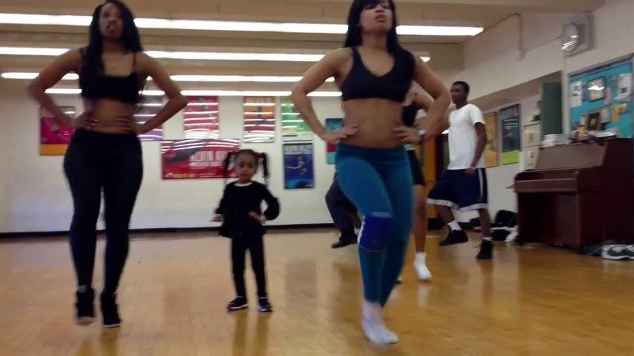 The little girl who dances like Beyoncé