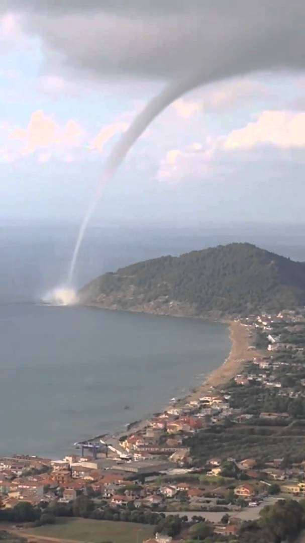 Unbelievable whirlwind in Italy