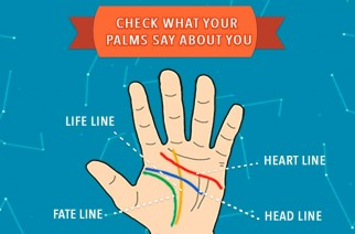 What do your hand and fingerprint say about you?