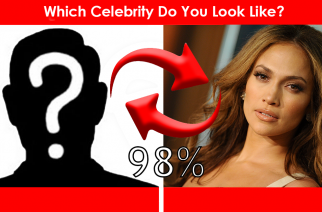 QUIZ: Which celebrity do you look like?
