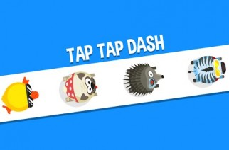 TAP TAP DASH: the hottest new game!