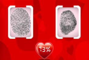 Fingerprint compatibility!
