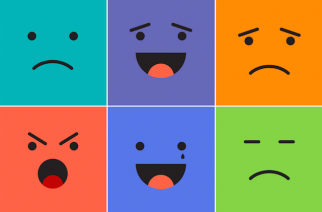 How much of every emotion do you have?