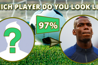 Which football Player do you look like?