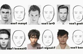 how to find the right haircut men Lovely on choosing the right hairstyle for men based on your faces shape