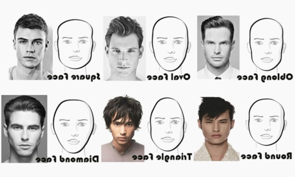MEN: We show to choose your perfect hairstyle! - TopCoolWeb